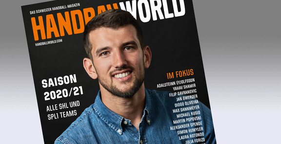 Handballworld Magazin